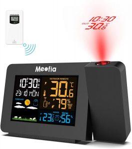 Meofia Projection Alarm Clock