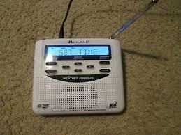 Midland WR-120EZ NOAA Weather Radio