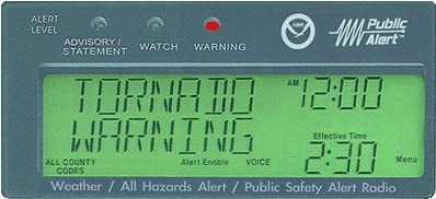 Reecom R-1630C Weather Radio