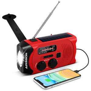 AIRSSON NOAA Emergency NOAA Weather Radio