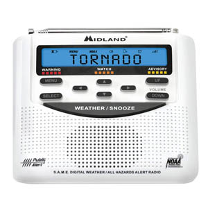 weather radios category
